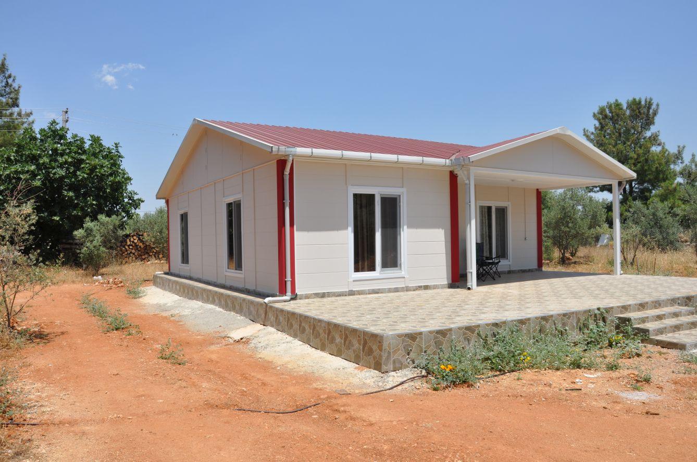 yeni prefabrik evler